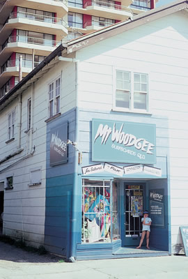 Mt Woodgee SURF SHOP