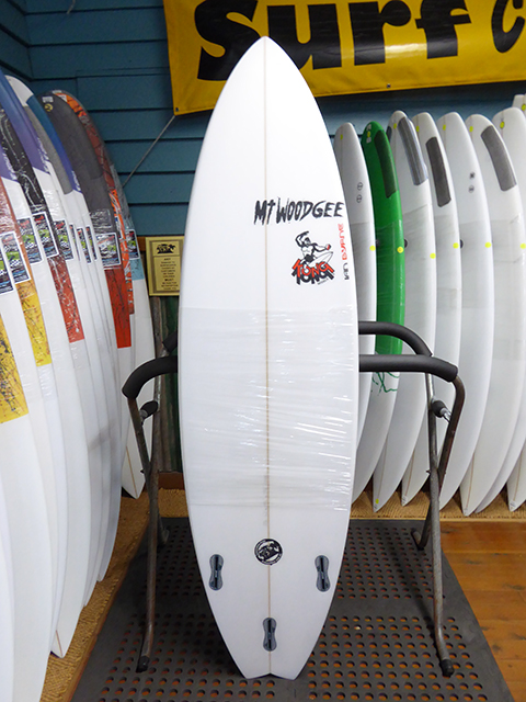 #105083 新品 Mt Woodgee KONG 6'2""