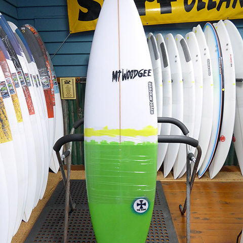 #105442 新品 Mt Woodgee SAINT 6'2""
