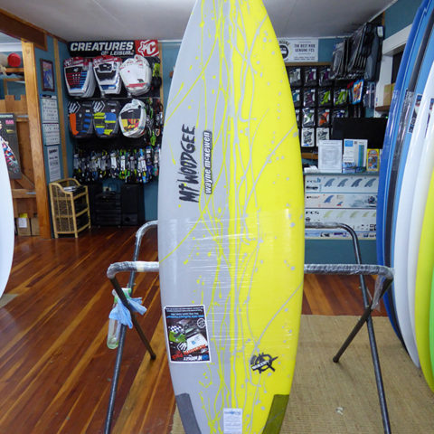 #105539 新品 Mt Woodgee MINI BULLET 5'11""