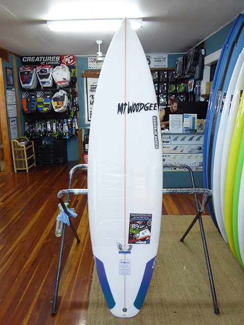#105673 新品 Mt Woodgee DURBO 6'1""