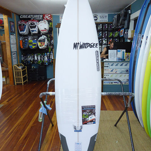 #105677 新品 Mt Woodgee DURBO 6'2""