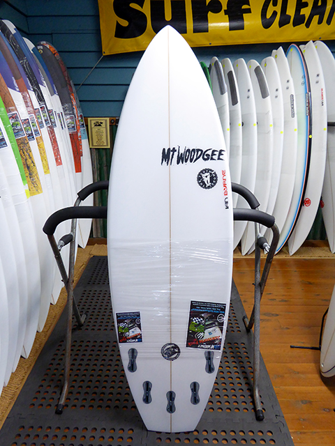 #105696 新品 Mt Woodgee TOOTH 5'7″