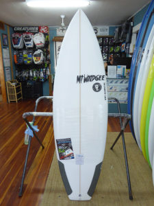 #105735 新品 Mt Woodgee TOOTH 5'7″