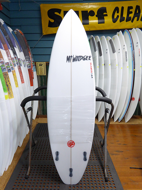 #105807 新品 Mt Woodgee HP 6'1""