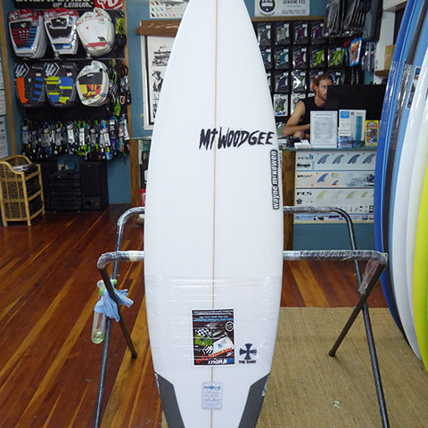 #105821 新品 Mt Woodgee SAINT 5'10""