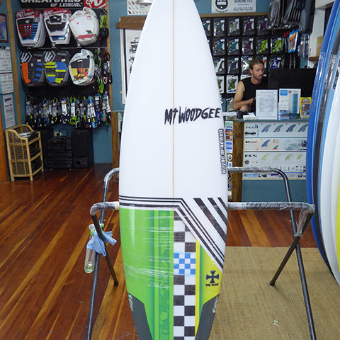 #105824 新品 Mt Woodgee SAINT 6'