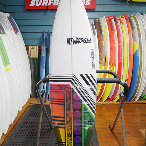 #105827 新品 Mt Woodgee SAINT 6'1″