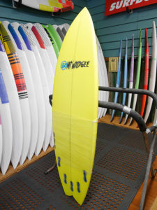 #106136 新品 Mt Woodgee FISH 5'8""