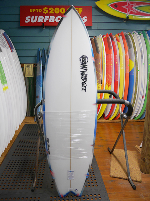 #106191 新品 Mt Woodgee FISH 5'10""