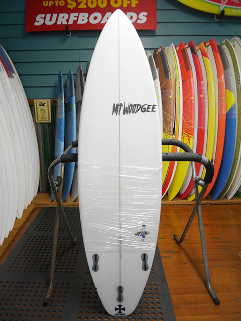 #106242 新品 Mt Woodgee SAINT 6'1″