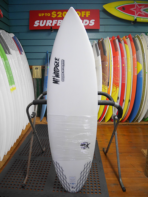 #106278 新品 Mt Woodgee MINI BULLET 5'11″