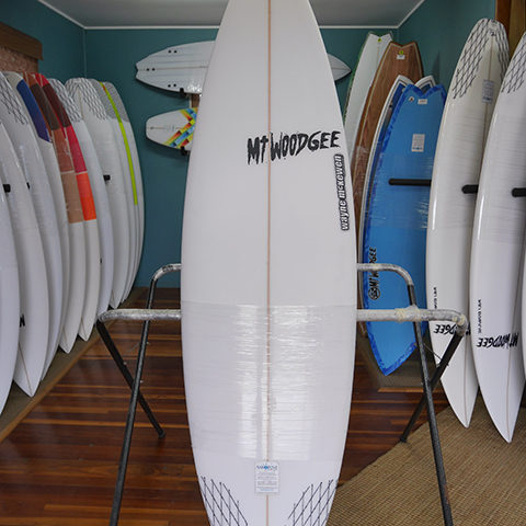 #106365 新品 Mt Woodgee STANDARD 5'11″
