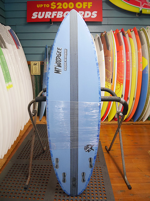 #106415 新品 Mt Woodgee MINI BULLET 6'