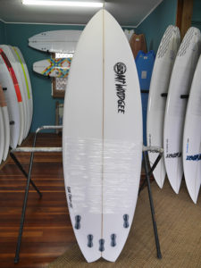 #106450 新品 Mt Woodgee FISH 5'10""
