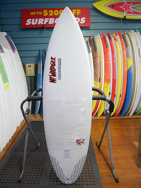 #106466 新品 Mt Woodgee MINI BULLET 5'10″