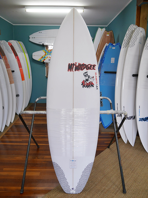 #106567 新品 Mt Woodgee KONG 5'8""