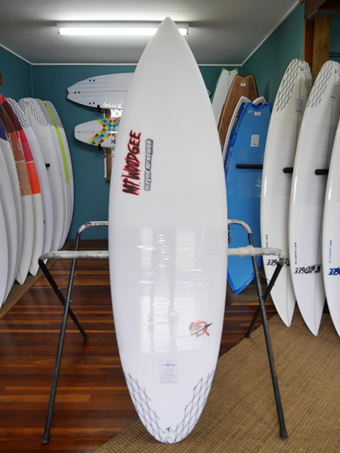 #106651 新品 Mt Woodgee MINI BULLET 5'9""