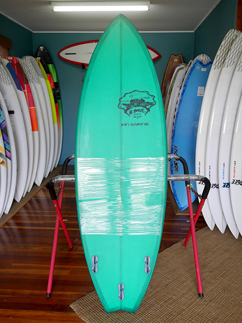 Mt Woodgee FISH 5'10