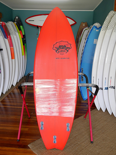 Mt Woodgee FISH 5'8