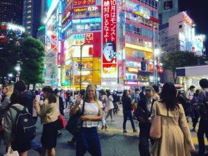 ページ・ハーブ in Japan