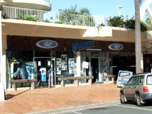 Mt Woodgee Surfboards Coolangatta店