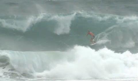 ビード・ダービッジ Quiksilver Pro Gold Coast 2010 Round3 Heat13