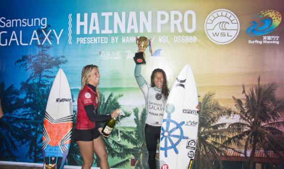 ページ・ハーブ 2nd Hainan Pro 2015