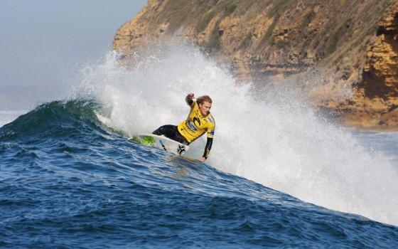 ビード・ダービッジ Rip Curl Pro Bells Beach 2012