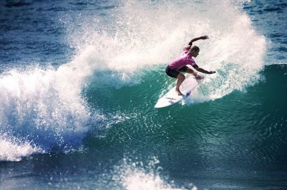 Paige Hareb ペイジ・ハーブ Roxy Pro Biarritz 2012