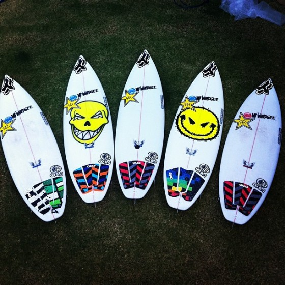 Mt Woodgee Surfboards Bede Durbidge(ビード・ダービッジ)