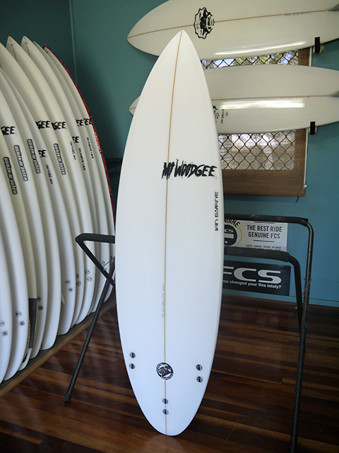 #86365 新品 Mt Woodgee STANDARD 5'10″