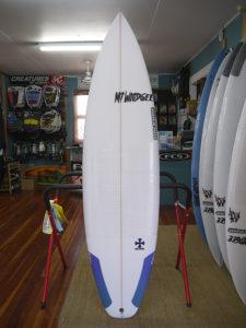 Mt Woodgee Surfboards SAINT