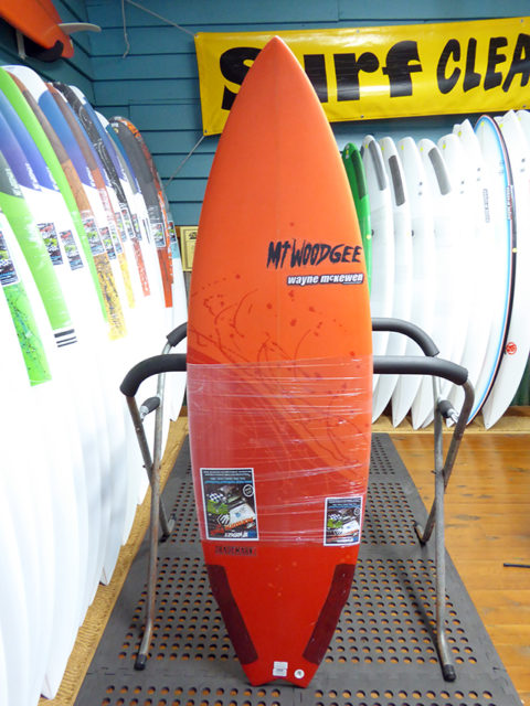 #98184 新品 Mt Woodgee TRADEMARK 5'8″