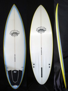 Mt Woodgee Surfboards RETRO SINGLEモデル
