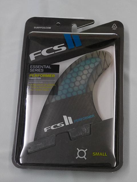 #fcs053 FCS II Performer PC Carbon Tri Set