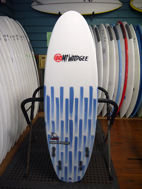 Mt Woodgee Surfboards AARDVARK