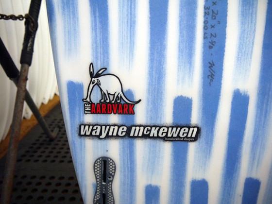Mt Woodgee Surfboards AARDVARK アードバークモデル