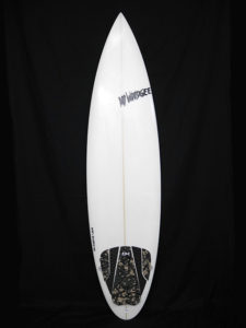 #std031 中古 Mt Woodgee Surfboards 6'4 STANDARD