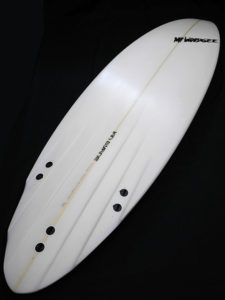 #6ch032 中古 Mt Woodgee Surfboards 6'4 6CHANNEL