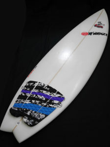#kng033 中古 Mt Woodgee Surfboards 6'2 KONG