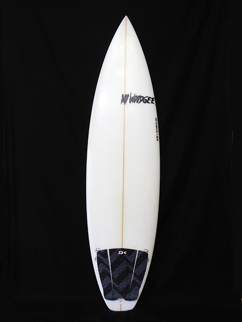 #std025 中古 Mt Woodgee Surfboards 6'1 STANDARD
