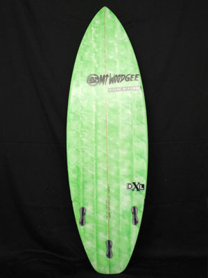 #dxl037 中古 Mt Woodgee Surfboards 5'7 DXL