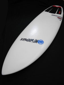 #aar035 中古 Mt Woodgee Surfboards 5'6 AARDVARK