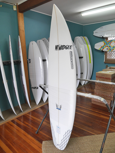 Mt Woodgee Surfboards DURBOモデル