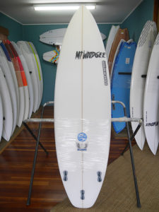 Mt Woodgee Surfboards DURBOモデル