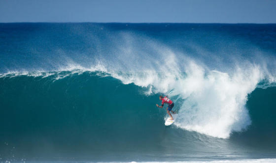 ビード・ダービッジ Billabong Pipe Masters 2014