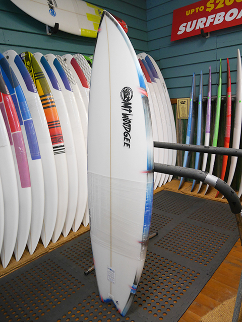 Mt Woodgee Surfboards FISH