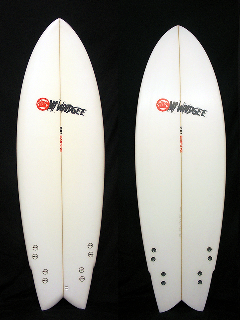 Mt Woodgee Surfboards FISH