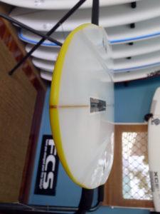 Mt Woodgee Surfboards Single Fins